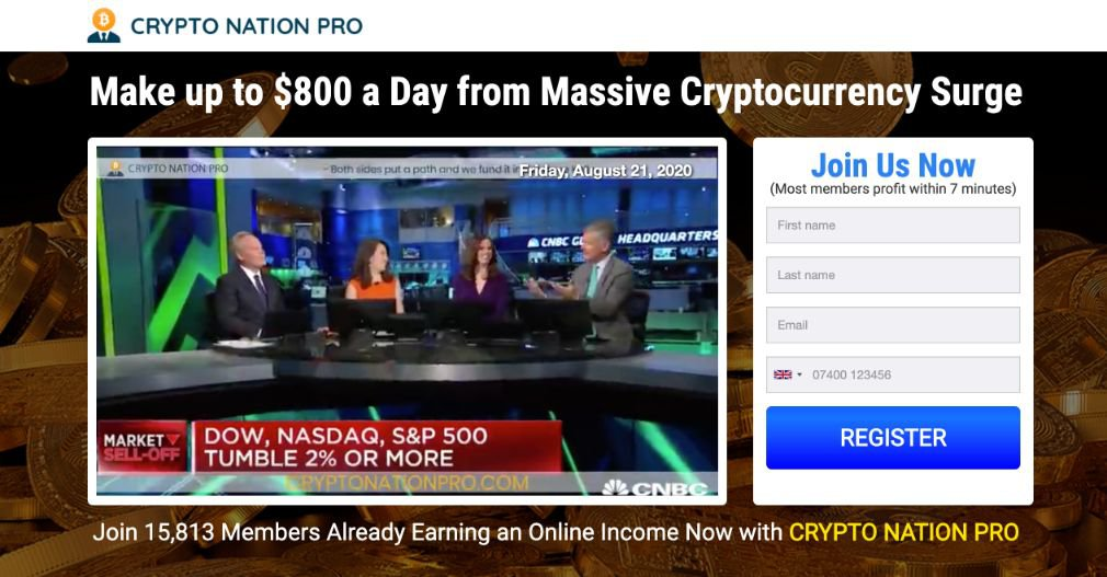 Crypto Nation Pro Review